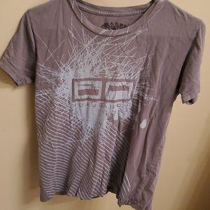 Boys Chaser brand  gray short sleeve t-shirt